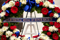 Medal of Honor Wreath Laying Ceremony